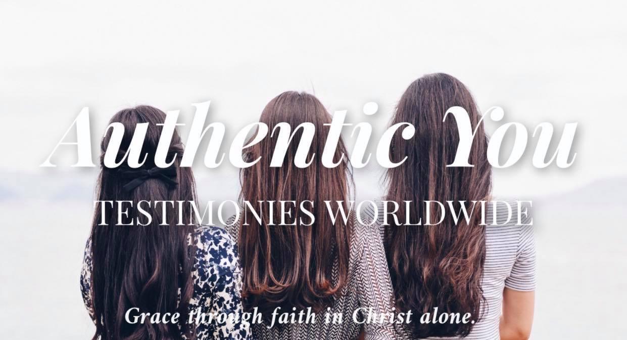 authentic you testimonies worldwide